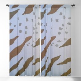 Safari Blackout Curtain