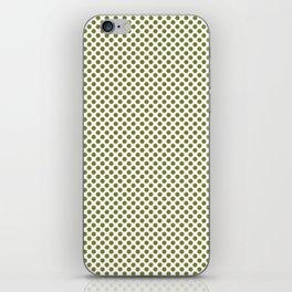 Woodbine Polka Dots iPhone Skin