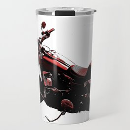 Motorcycle 2 Travel Mug