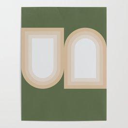 Contemporary Composition 13 Poster