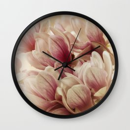 greetings from spring Wall Clock