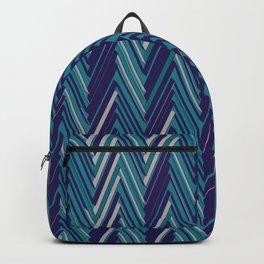 Abstract Chevron II Backpack
