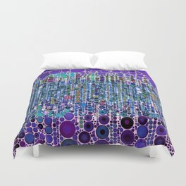 :: Purple Rain :: Duvet Cover