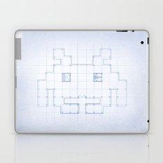A SPACE PLAN Laptop & iPad Skin