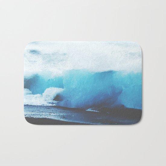 I Want The Ocean Now #society6 Bath Mat