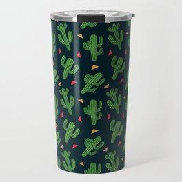 Cactus Fiesta Travel Mug