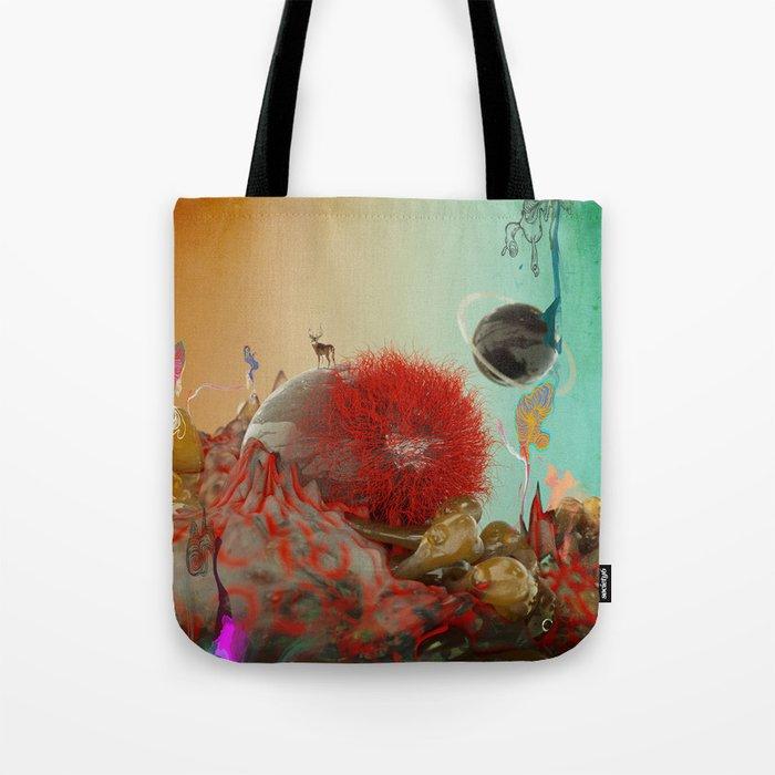 Illinium Tote Bag