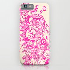 Doodle iPhone 6s Slim Case