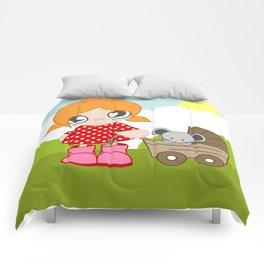 Big sister Comforters