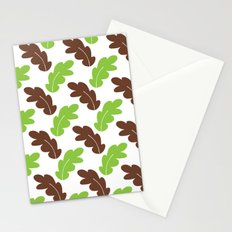 Big Leaves Stationery Cards