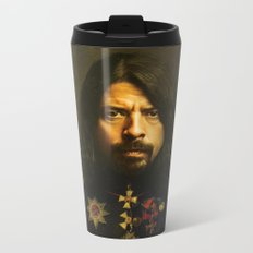 Dave Grohl - replaceface Metal Travel Mug