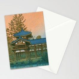HOUODO - Kawase Hasui Stationery Cards