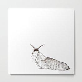 Slug Life Metal Print