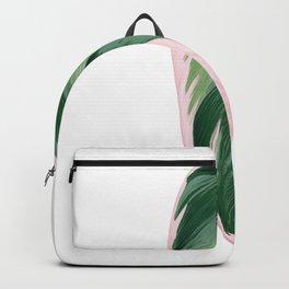 Gouache Calathea Triostar Backpack