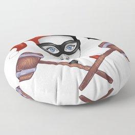 Harley Quinnzel Floor Pillow