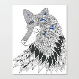 O-oookami Canvas Print
