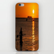 We only part to meet again iPhone & iPod Skin