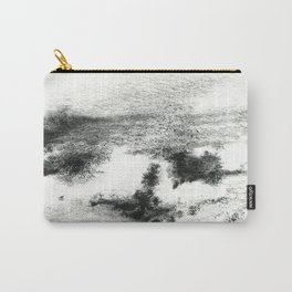 Black/white#2 Carry-All Pouch