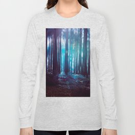 Forest Light 03 Long Sleeve T-shirt
