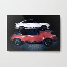 1967 Porsche 2.7 Carrera RS  Metal Print