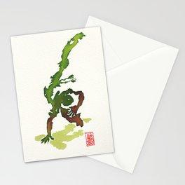 Capoeira 359 Stationery Cards