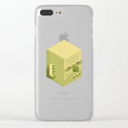 Sha Wujing Clear iPhone Case
