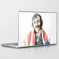 bill Laptop & iPad Skins featuring bill by Brian Vasquez