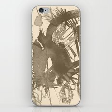 composition 5 iPhone Skin