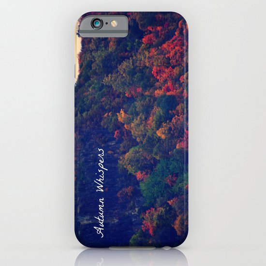 Autumn Whispers iPhone & iPod Case