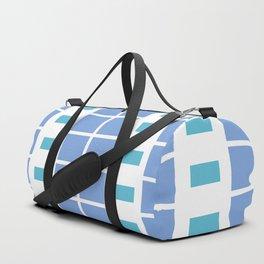 stripes-19 Duffle Bag