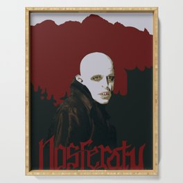 Nosferatu Serving Tray