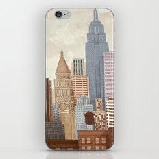 The Big Apple iPhone & iPod Skin