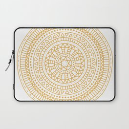 Summer mandala Laptop Sleeve