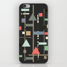 Abstract Aztec No. 1 iPhone & iPod Skin