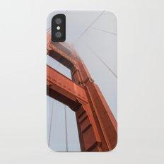 The Golden Gate Bridge Slim Case iPhone X