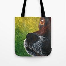nosey fella Tote Bag