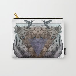 Ghosts of the Wild Carry-All Pouch