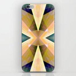 Geometric Mandala 03 iPhone Skin