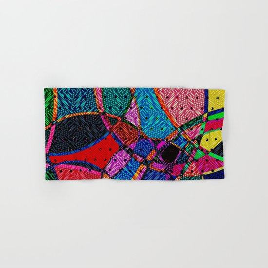 Festival Knit Hand & Bath Towel