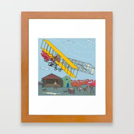 First Flight 1903 Framed Art Print