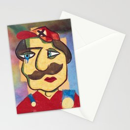 Mario Picasso Stationery Cards