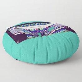 Mix Tape # 10 Floor Pillow
