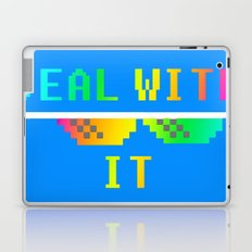 Deal With It Laptop & iPad Skin