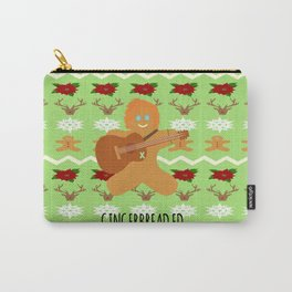 Gingerbread Ed II Carry-All Pouch