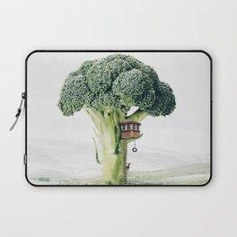 Broccoli House Laptop Sleeve