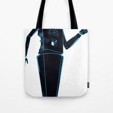 Space robots  Tote Bag