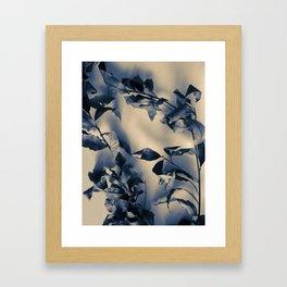 Bay leaves Framed Art Print