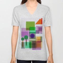 Color House Unisex V-Neck