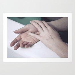 //1 Art Print