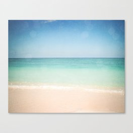 Seven Mile Beach Canvas Print